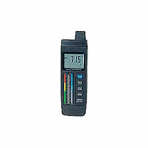 MOISTURE METER,DIGITAL AND LED