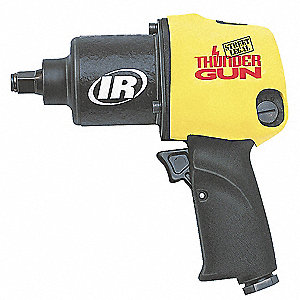 "General Duty Air Impact Wrench, 1/2"" Square Drive Size 40 to 400 ft.-lb."