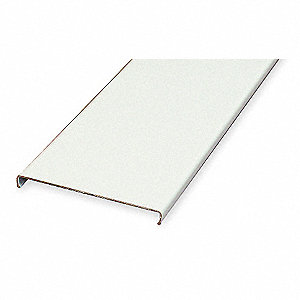 Steel Cover For Use With 3000 Raceway, Gray