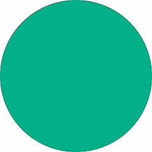 GREEN DOT LABEL,3/4 IN. W,PK 300