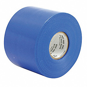 TARP TAPE,W 3 IN,L 36 YD,BLUE