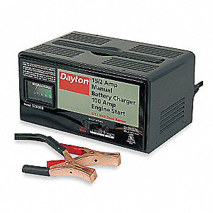 dayton battery charger and starter 3z631 3z631 grainger Dayton 7.5 HP Motor Wiring Diagram briggs and stratton power products 9861
