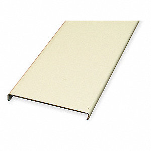 Steel Cover For Use With 3000 Raceway, Ivory