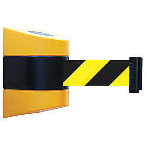 Belt Barrier, Yellow,Belt Yellow/Black