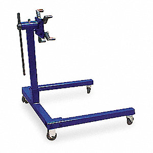 Stand,  Automotive Engine,  1250 Capacity (Lb.),  42-3/4 Height (In.),  33-3/8 Length (In.)
