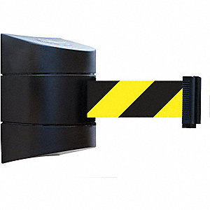 Belt Barrier, Black,Belt Yellow/Black