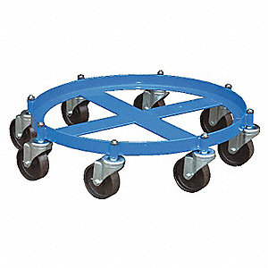 Drum Dolly, 2000 Lbs Cap