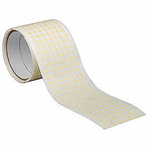 Masking Tape, Natural, 7.5 mil, Package Quantity 2500