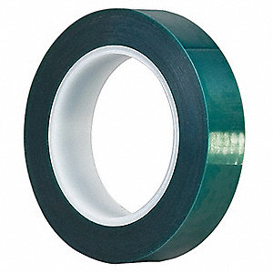 Masking Tape,Polyethylene,Green,3/8""