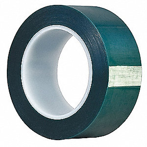 Masking Tape,Polyethylene,Green,4""