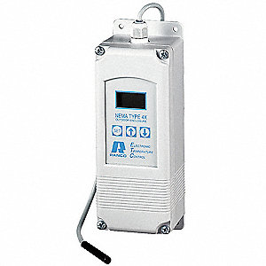 Electronic Temp Control,120 to 240VAC