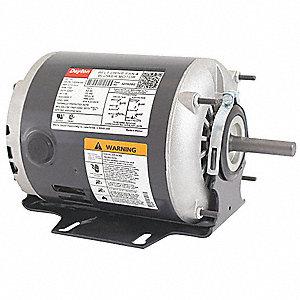 Dayton 1 4 Hp Belt Drive Motor Split Phase 1725 Nameplate Rpm 115 208 230 Voltage Frame 48z 3zp92 Grainger