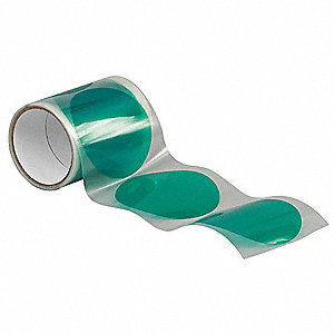 "Masking Tape x 4"", Green, 3.30 mil, Package Quantity 50"