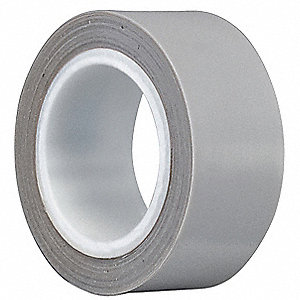 Conformable Tape,PTFE,Gray,4 In. x 5 Yd.