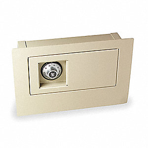 Wall Safe, 475 Cu.-Ft, Combo Lock