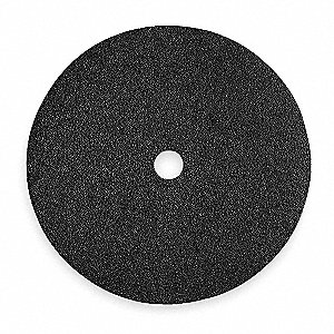 "4-1/2"" Fiber Disc, Aluminum Oxide, 36 Grit, 7/8"", Coated, Not Rated, PK5"