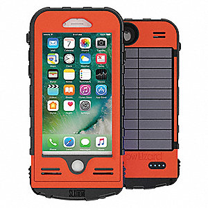 Cell Phone Case,Orange,Fits iPhone 7