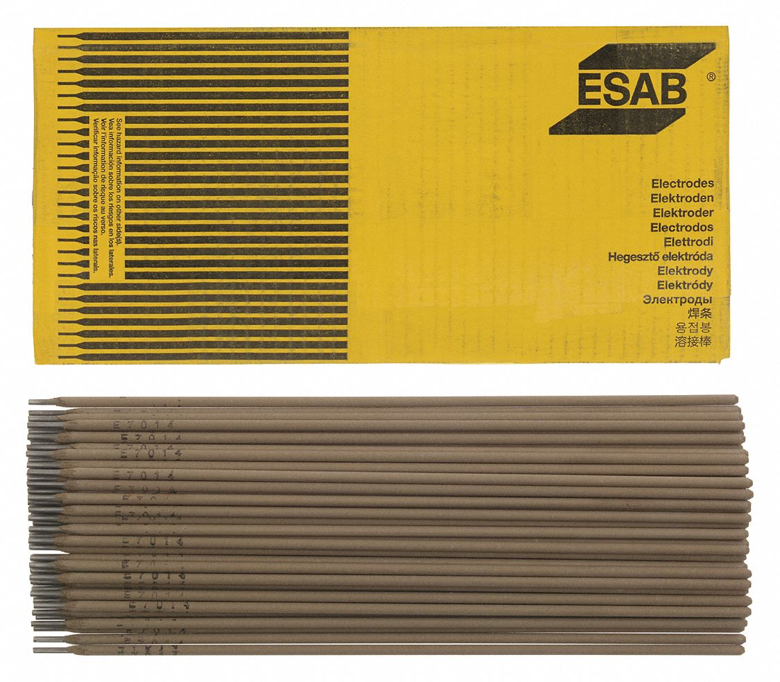 "AWS E7014 5 lb. WESTWARD 20YD39 14/"" Welding Electrode 5//64/"" Dia."