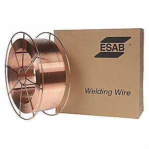 33# Spool Mild Steel Cardboard Box 70S-6 .045x33#WB 2376# PLT Welding Wire with 0.045 Diameter and E