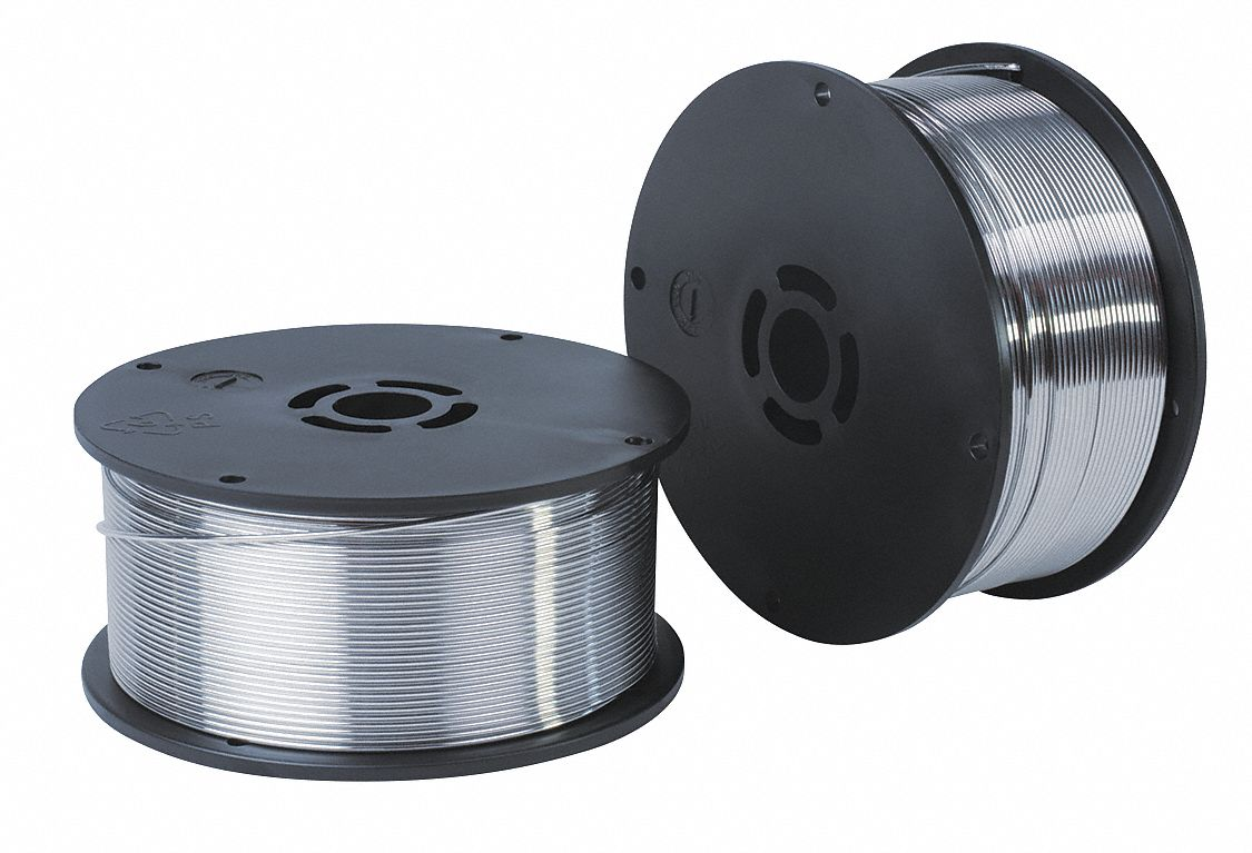1# Spool Aluminum Cardboard Box Er5356 3/64 1# Spool Alum Mig Wire with 0.046875 in Diameter and ER5