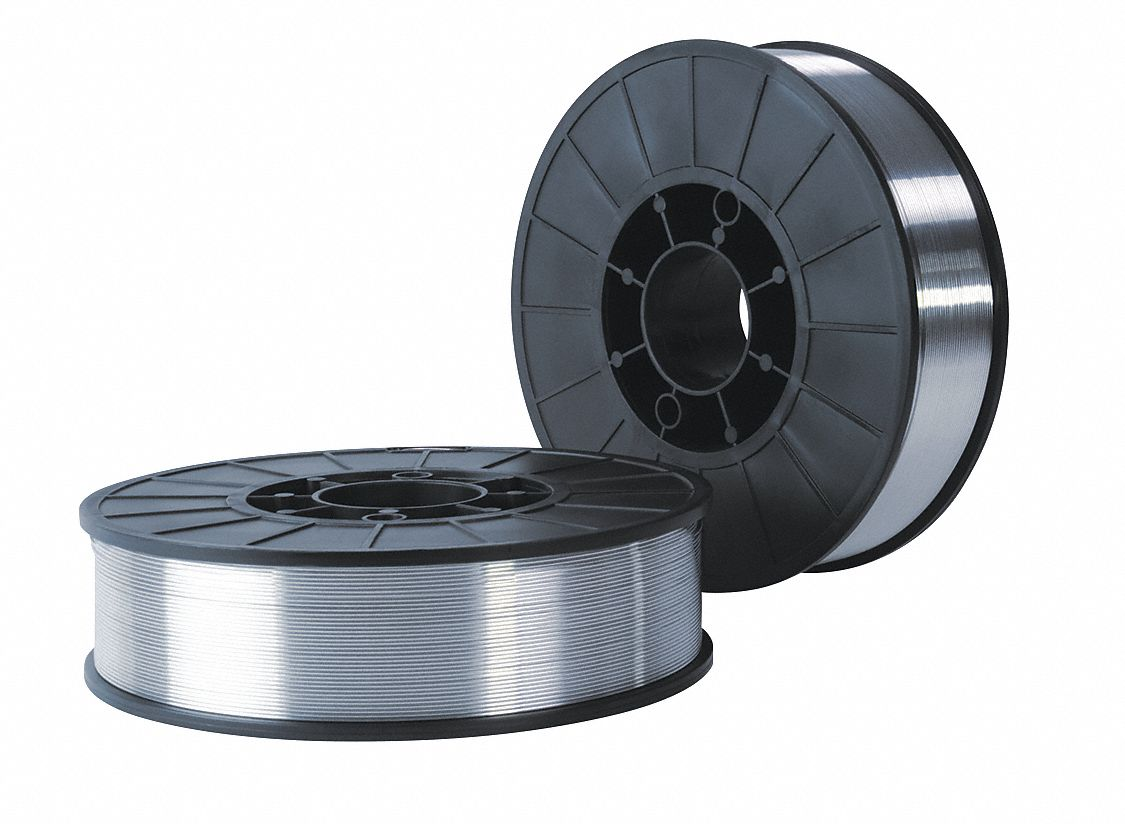 16# Spool Aluminum Cardboard Box Er4043 .035 16# Spool Alum Mig Wire with 0.035 Diameter and ER4043