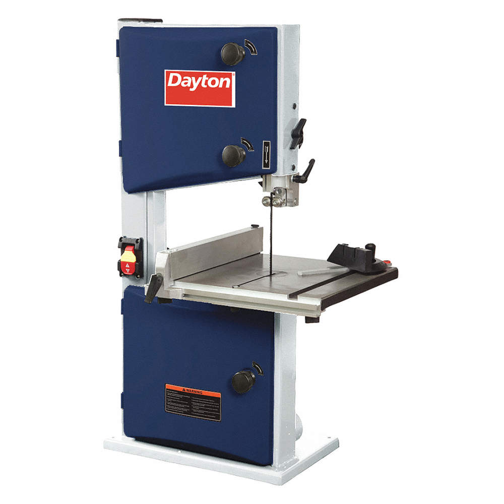 Dayton 132 hp vertical band saw voltage 120 max blade length zoom outreset put photo at full zoom then double click greentooth Choice Image