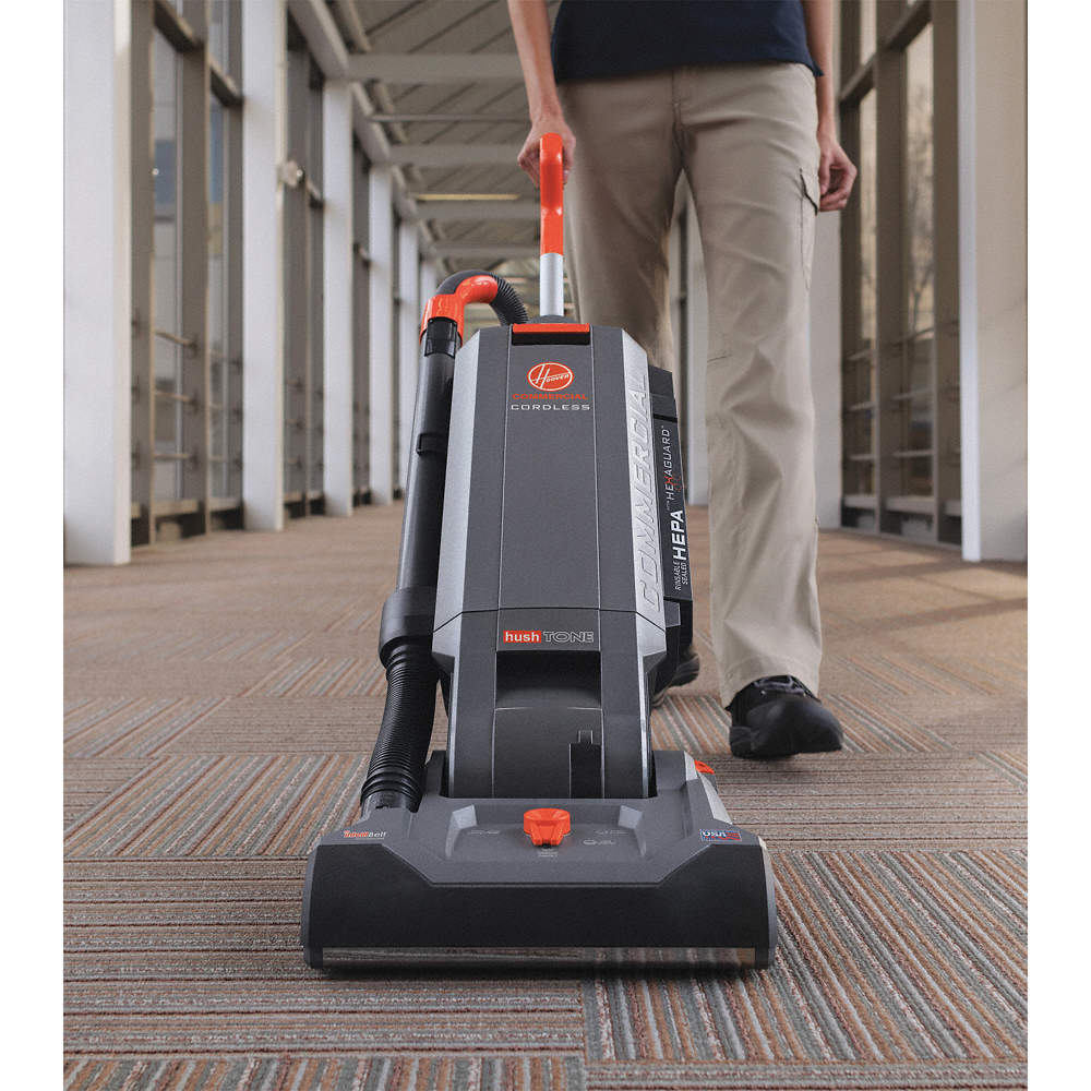 Commercial Cordless Upright Vacuum