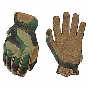 "Tactical Glove, MultiCam Camo, S, 7"" L, PR"