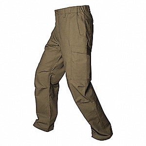 "Women's Tactical Pants. Size: 2, Fits Waist Size: 2"", Inseam: 32"", Desert Tan"