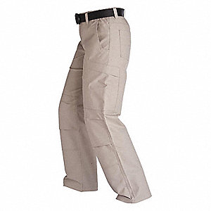 "Women's Tactical Pants. Size: 12, Fits Waist Size: 12"", Inseam: 32"", Khaki"