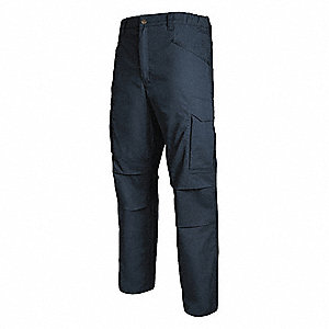 "Men's Tactical Pants. Size: 42"", Fits Waist Size: 42"", Inseam: 36"", Navy"