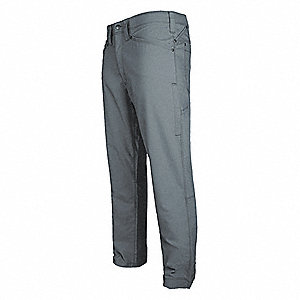 "Men's Tactical Pants. Size: 38"", Fits Waist Size: 38"", Inseam: 30"", Griffin Gray"