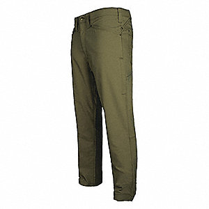 "Men's Tactical Pants. Size: 38"", Fits Waist Size: 38"", Inseam: 34"", Military Olive"