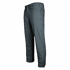 "Men's Tactical Pants. Size: 38"", Fits Waist Size: 38"", Inseam: 32"", Smoked Pearl"