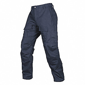 "Men's Tactical Pants. Size: 34"", Fits Waist Size: 34"", Inseam: 32"", Navy"
