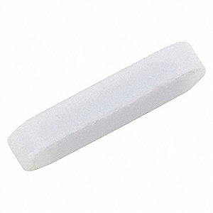 Stirring Bar,White,Micro,2 x 7mm Size
