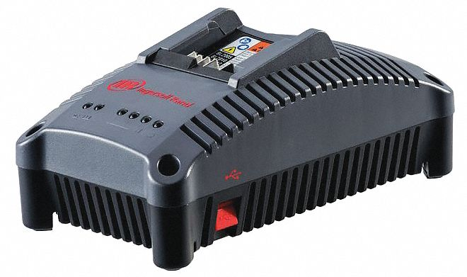 Battery Charger,  5.0 Ah Battery Capacity,  Number of Ports 1