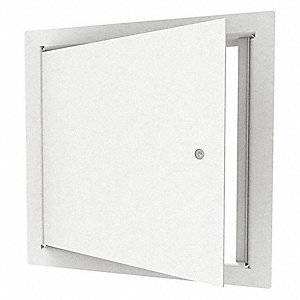 Medium Security Access Door, Flush Mount, Uninsulated