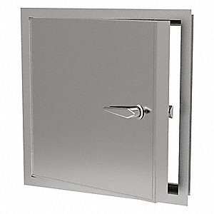 Exterior Access Door, Flush Mount, Insulated