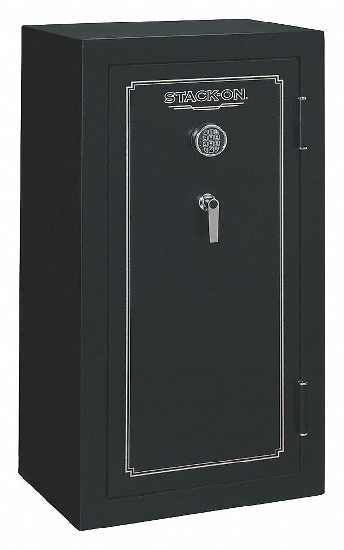 11.95 cu ft Gun Safe, 418 lb Net Weight, 1/2 hr Fire Rating, Electronic Lock Style