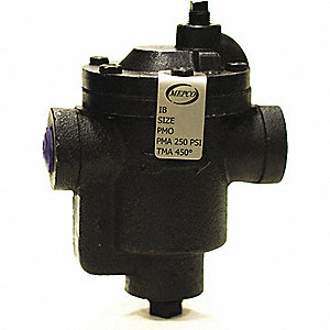 Steam Trap, 80 psi, 690,Max. Temp. 450°F