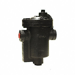 Steam Trap, 25 psi, 1250,Max. Temp. 450°F