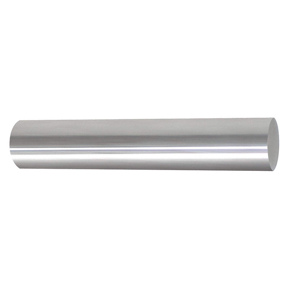 2 Overall Length Fractional Inch 3//32 Pack of 5 Carbide Round Blank