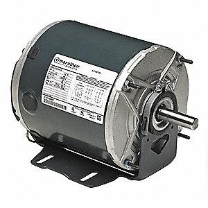 [SCHEMATICS_43NM]  MARATHON MOTORS 1/4 HP Belt Drive Motor, 3-Phase, 1725 Nameplate RPM,  230/460 Voltage, Frame 48 - 403T94|5K32GN48 - Grainger | 1 Hp Marathon Motor Wiring Diagram |  | Grainger
