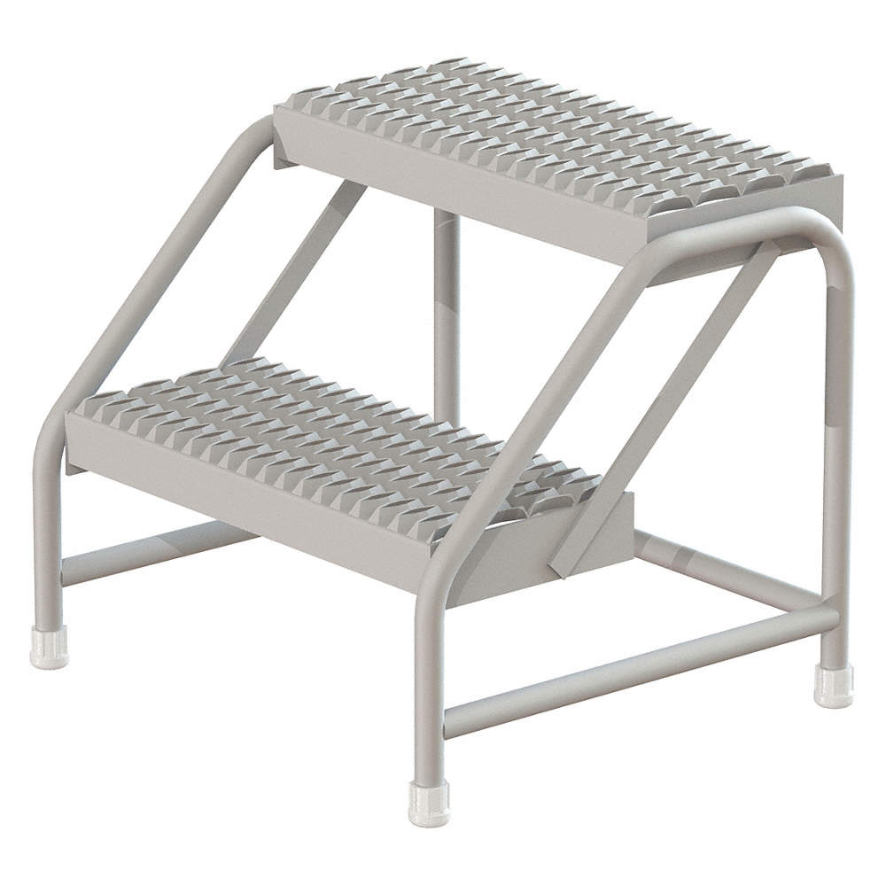 Pleasing Steel Step Stand 20 Overall Height 500 Lb Load Capacity Number Of Steps 2 Onthecornerstone Fun Painted Chair Ideas Images Onthecornerstoneorg