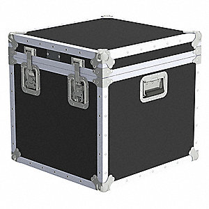 "Protective Case,22"" Overall Length,Black"