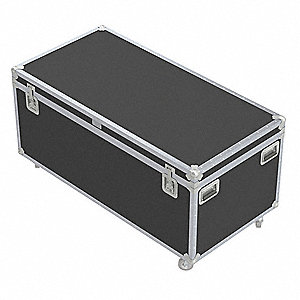 "Protective Case,60"" Overall Length,Black"