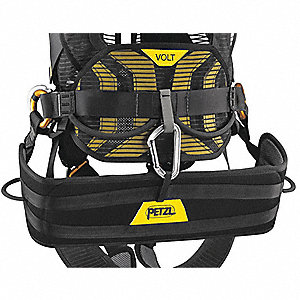 VOLT® Harness with 300 lb. Weight Capacity, Black/Yellow, L