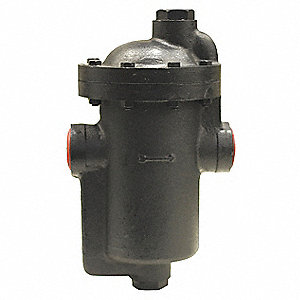 Steam Trap, 125 psi, 10,900,Max. Temp. 450°F