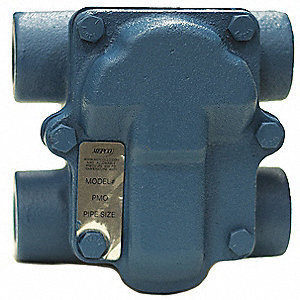 Steam Trap, 15 psi, 2100,Max. Temp. 450°F